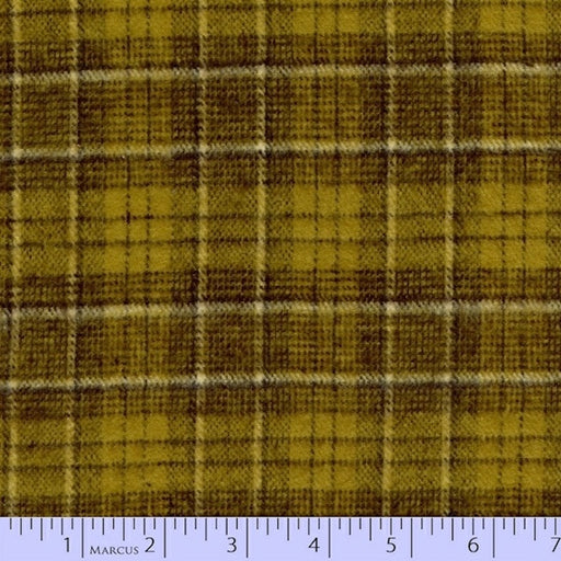 Pirmo Plaids Flannel: Harvest II Flannel J-311-139