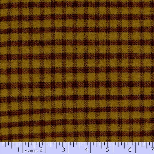 Pirmo Plaids Flannel: Harvest II Flannel J-318-113