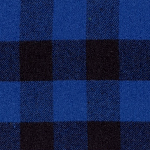 R09 Primo Plaid Flannels: Classic Tartans J372-110 Blue