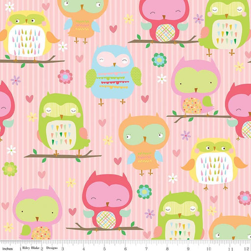 Owl & Co Main C-4940 Pink