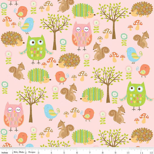 Owl & Co Friends C-4941 Pink