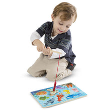 Melissa & Doug: Fishing Magnetic Puzzle Game
