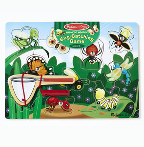 Melissa & Doug Bug-Catching Magnetic Puzzle Game
