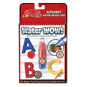 Melissa & Doug: Water WOW! Alphabet - ON the GO Travel Activity