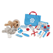 Melissa & Doug: Examine & Treat Pet Vet Play Set