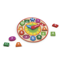 Melissa & Doug: Shape Sorting Clock
