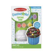 Melissa & Doug Decorate-Your-Own Cupcake Bank