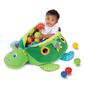 Melissa & Doug: Turtle Ball Pit