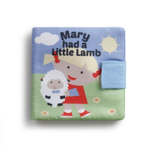 Load image into Gallery viewer, Mary Had a Little Lamb Puppet Book