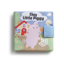Load image into Gallery viewer, This Little Piggy Puppet Book