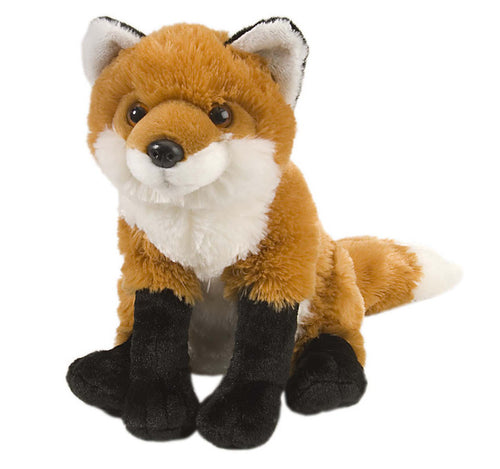 Red Fox Plush, 12