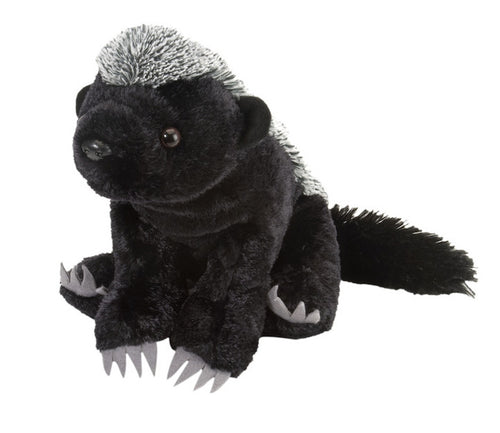 Honey Badger Plush, 12