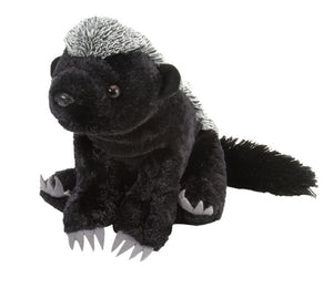 Honey Badger Plush, 12""