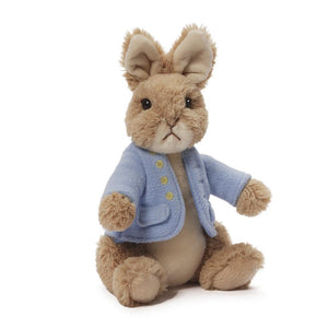"GUND Classic Peter Rabbit, 9"" Plush"