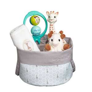 Sophie La Girafe Birth Basket