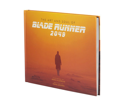 Art and Soul of Blade Runner 2049 Hardcover Art Book