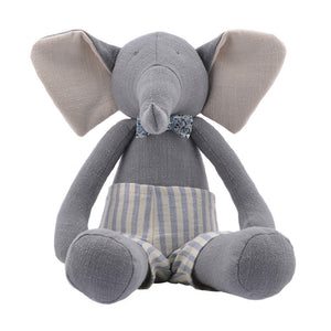 Pamplemousse Peluches: MIchel the Elephant