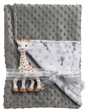 Load image into Gallery viewer, Sophie le Girafe Doux Blanket