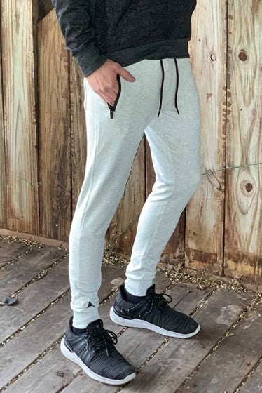 Aspire Grey Joggers (Men)