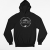 Canadian Crafted Black Hoodie