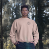 Sandy Sponge Fleece Crewneck M