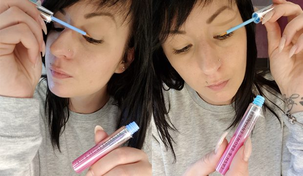 Lash & Brows Enhancer Review: Lashes fuller and thicker than ever!