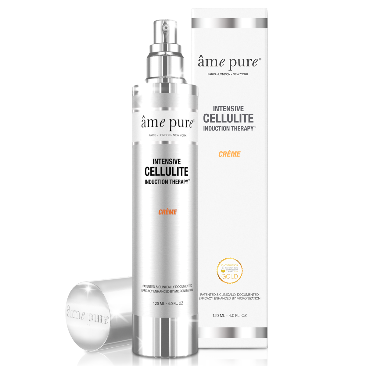 Cellulite Cream, cellulite removal, ame pure