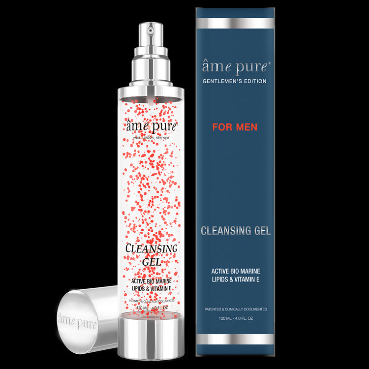 skin product for men, ame pure