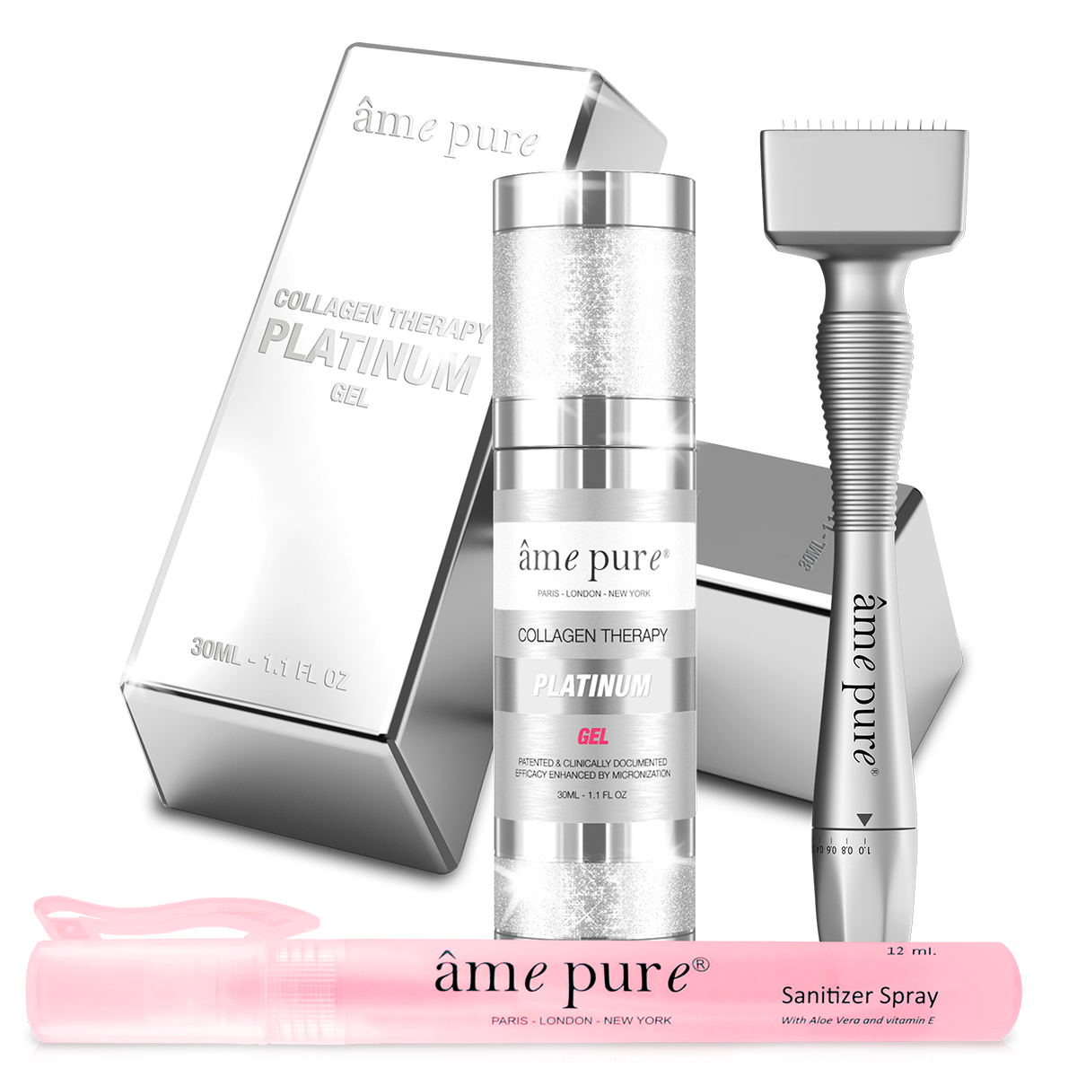 Derma Stamp, face treatment, ame pure