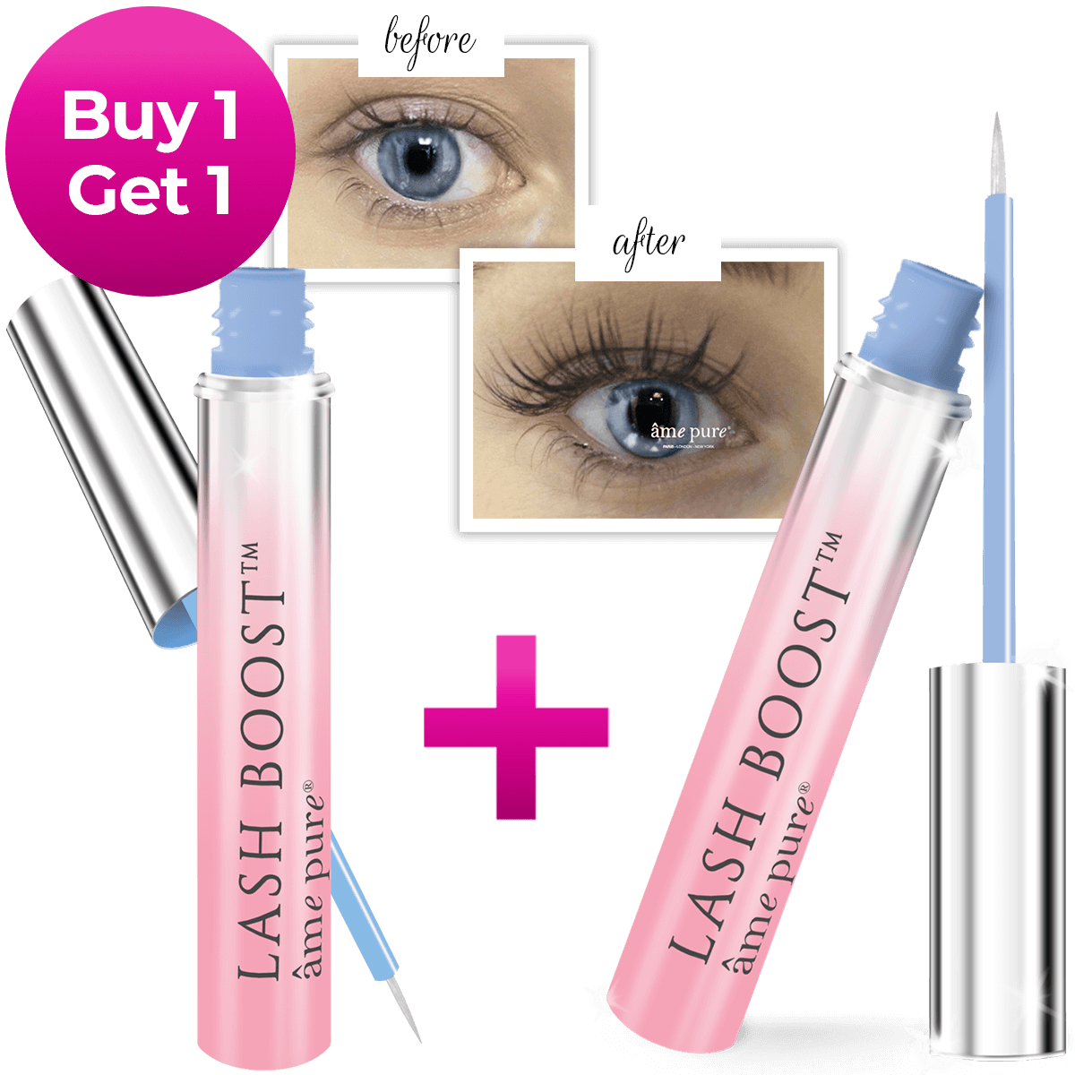 Lash Boost™ | Buy 1 get 1 Free