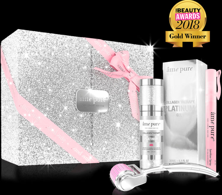 CIT Face Roller PLATINUM + Gift Box