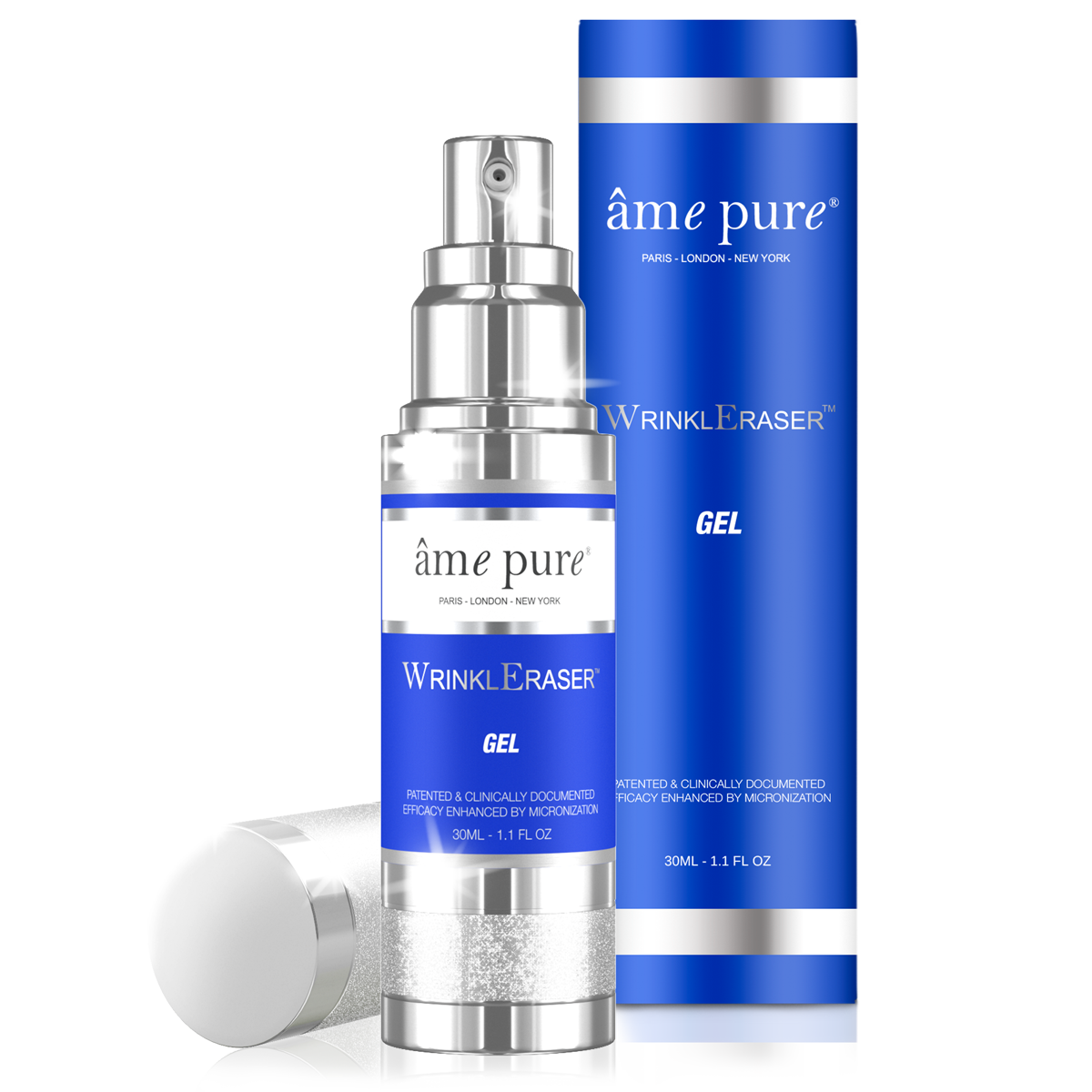 ame pure, wrinkle gel, anti-aging