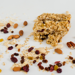Granola bar - mixed dried fruit