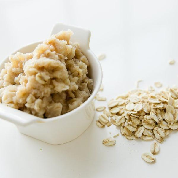 Plain Whole Rolled Oats