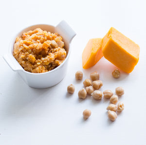 Very Mild Chickpea & Butternut Curry