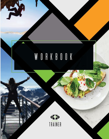 Workbook, mindset, & nutrition bundle (downloadable File(s))