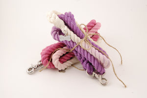 "Thick 1/2"" Rope Leash"
