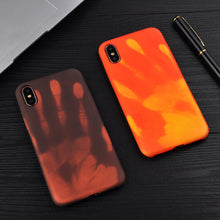 Temperature Color Change Case For iPhone X