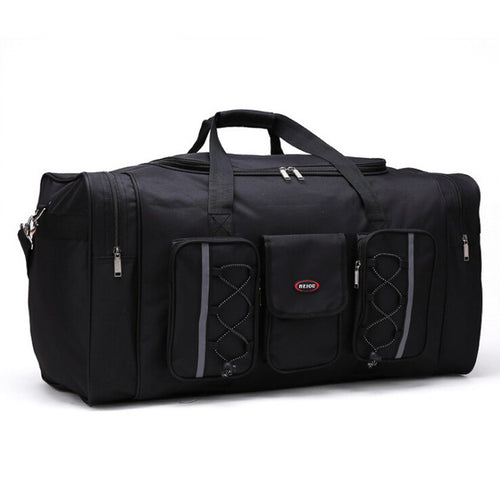 Casual Canvas Travel Duffle Bag