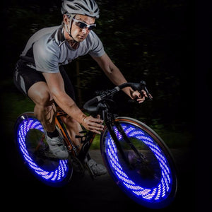 Ultimate LED Bicycle Valve Lamps