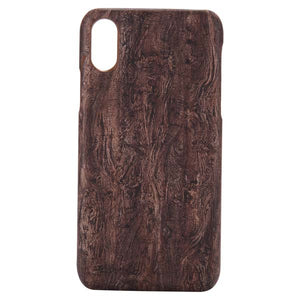 Wooden Pattern Phone Case For iPhone X