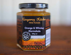 Orange & Whiskey Marmalade