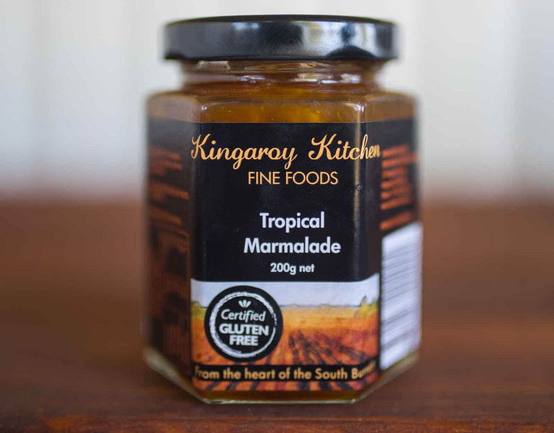 Tropical Marmalade