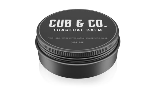 Cub and Co. Natural Grooming - Charcoal Balm