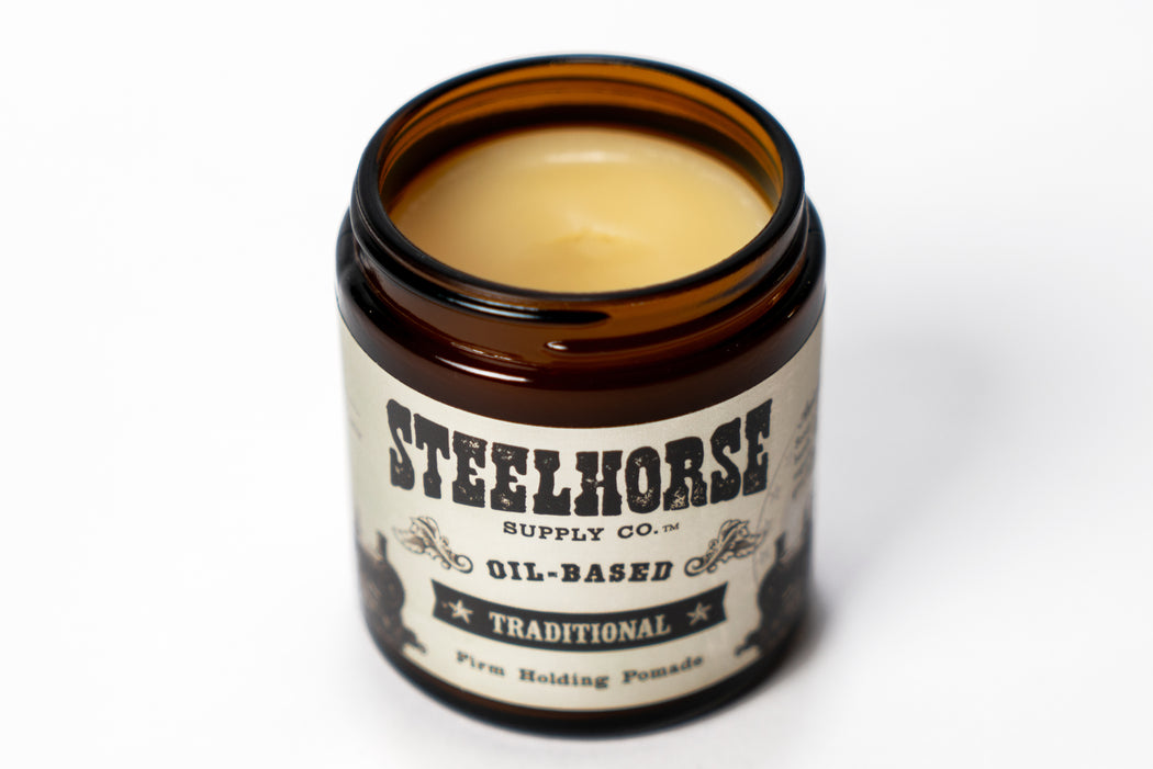 Steel Horse Oil Based Pomade
