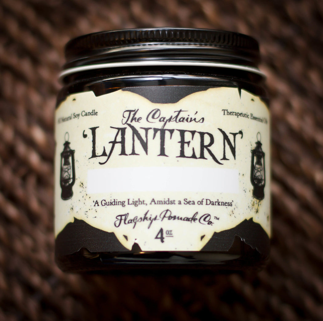 The Captain's Lantern - Soy Candle