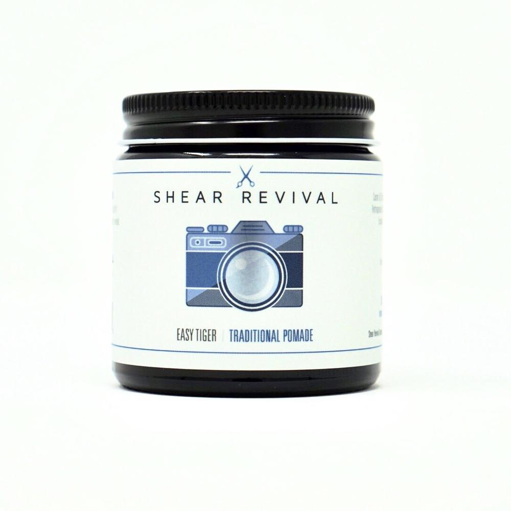 Shear Revival - East Tiger Oil Based Pomade