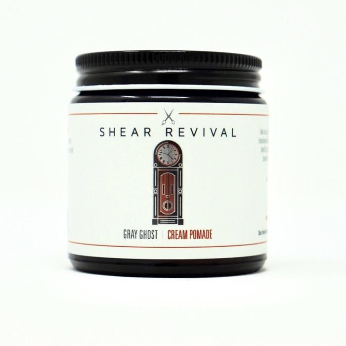 SHEAR REVIVAL - GRAY GHOST