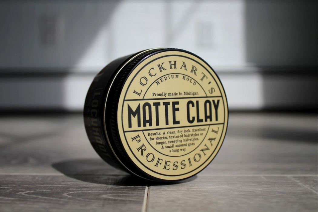 Lockhart's Professional - MATTE CLAY