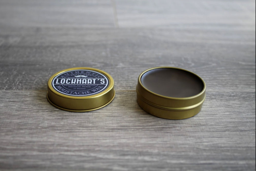 Lockhart's Authentic - MOUSTACHE WAX HEAVY DUTY